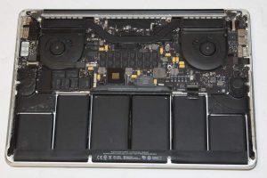 MacBook lädt nicht