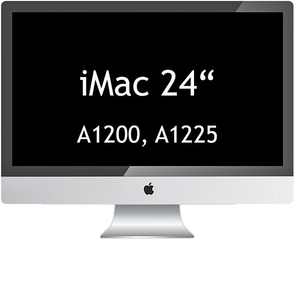 """iMac 24"""" Reparatur"""