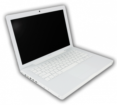 MacBook Weiss 13""