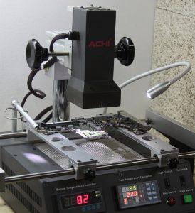 BGA Maschine
