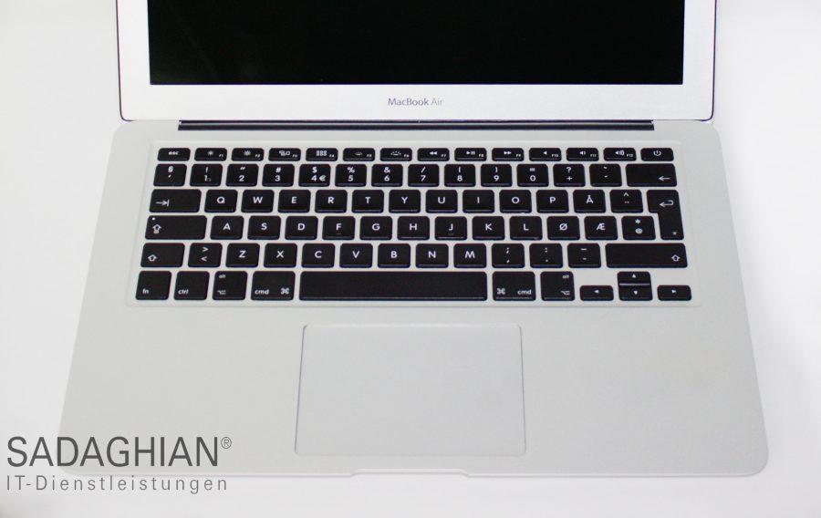 MacBook Tastatur und Trackpad funktionieren nicht mehr