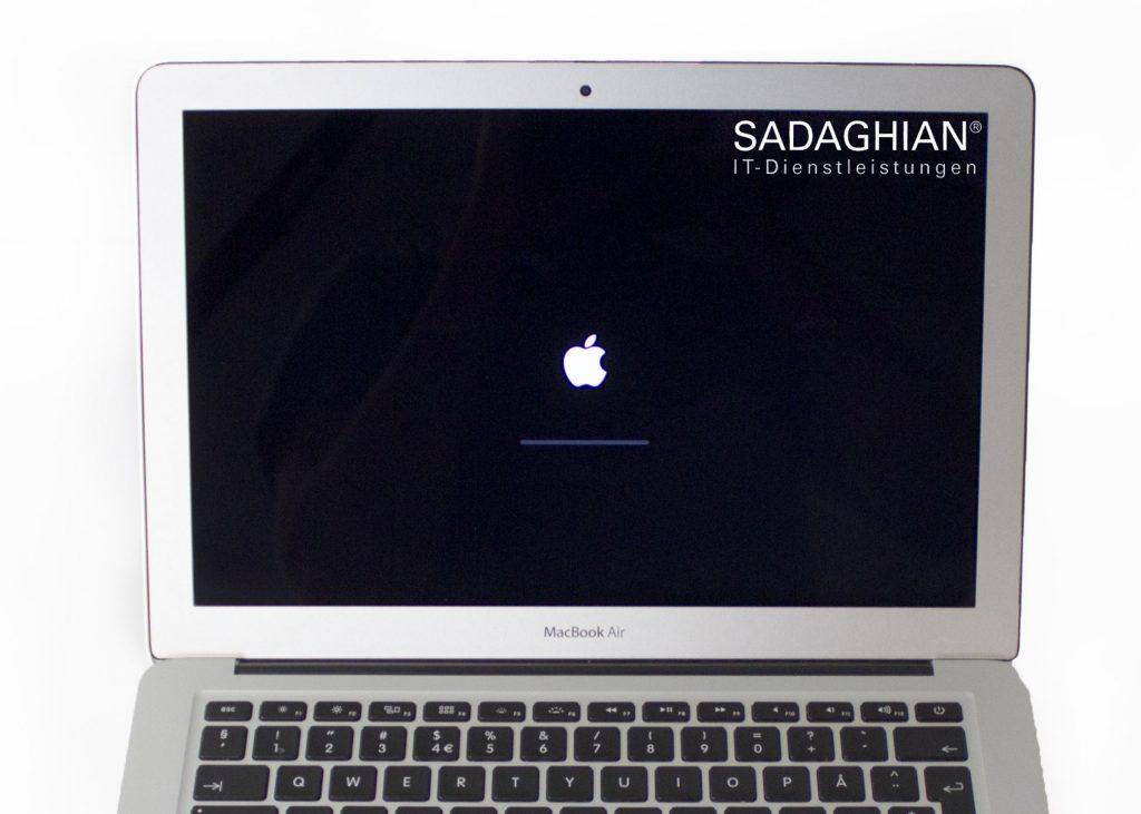 MacBook startet nicht?