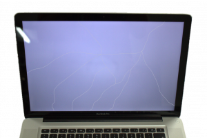 MacBook Displayschaden Reparatur in Hamburg