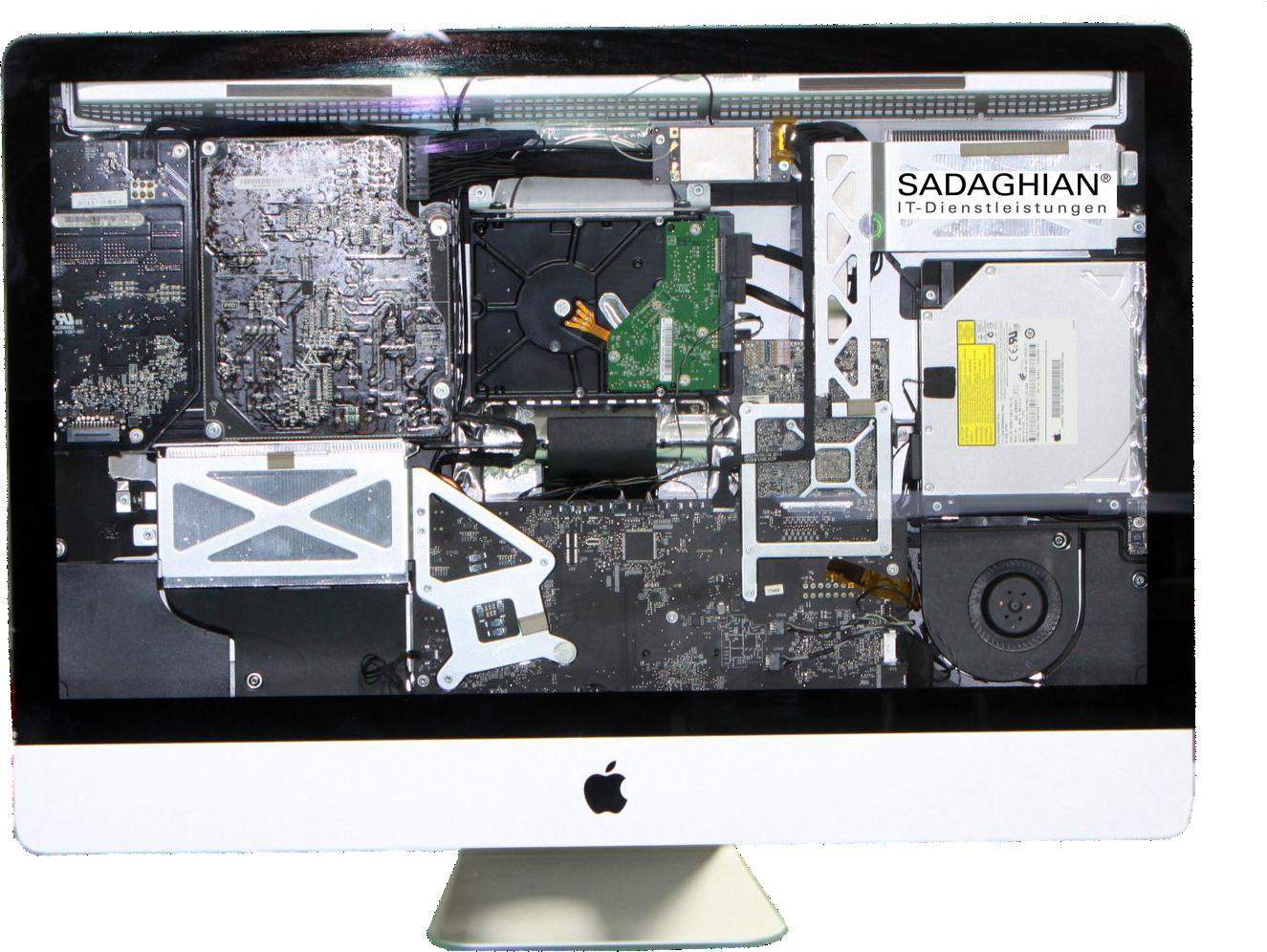 iMac Reparatur