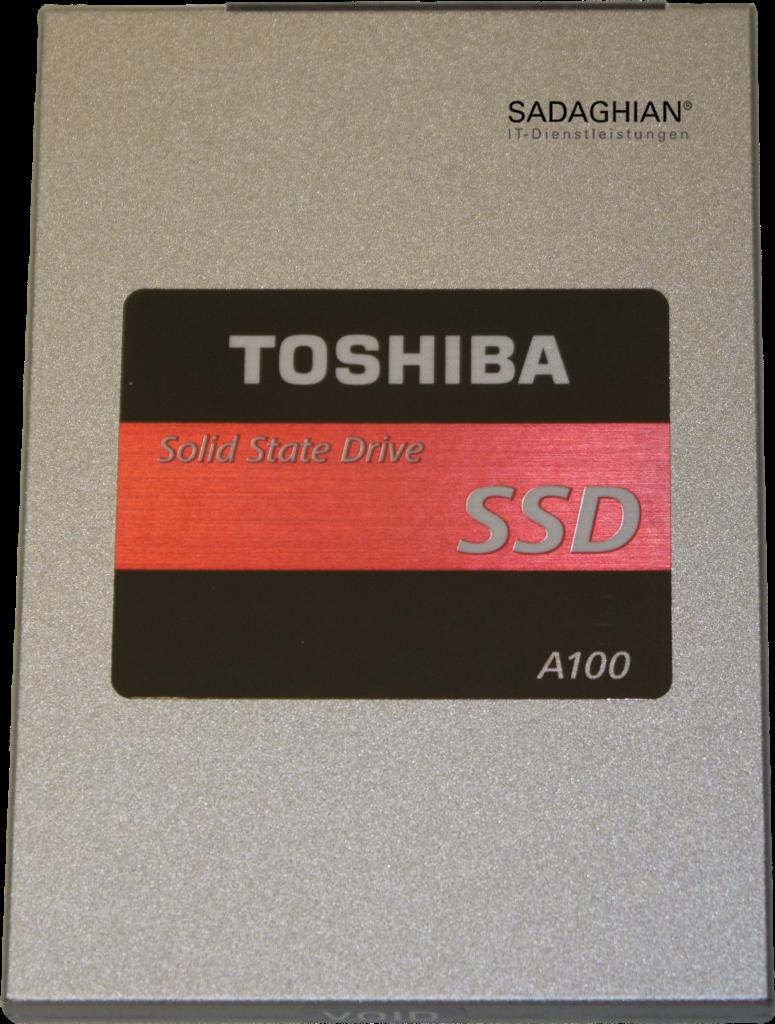 Unterschied zwischen einer HDD und einer SSD-Festplatte