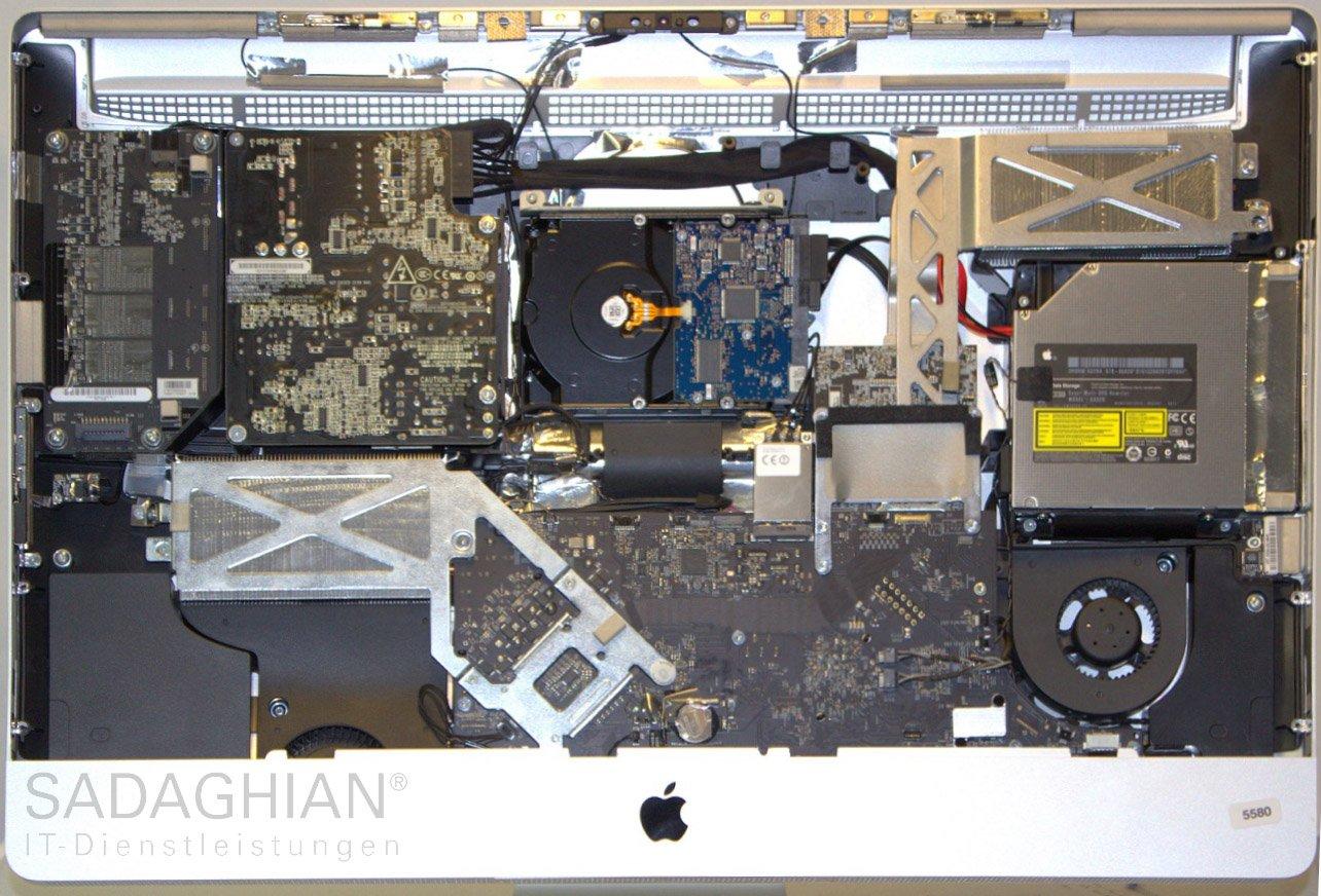 Das Mikrofon meines iMac funktioniert nicht