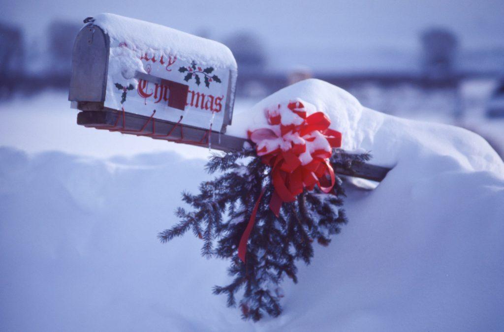 Rabatt-Aktion zu Weihnachten
