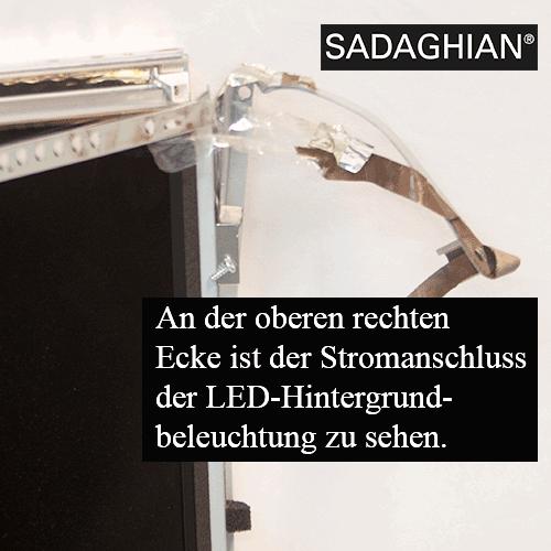 iMac 27″ mit Ladebalken aber schwarzem Bild