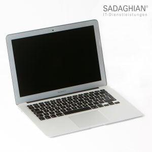 Schwarzer Bildschirm bei MacBook