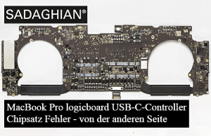 USB-C shaden mac reparatur in Hamburg
