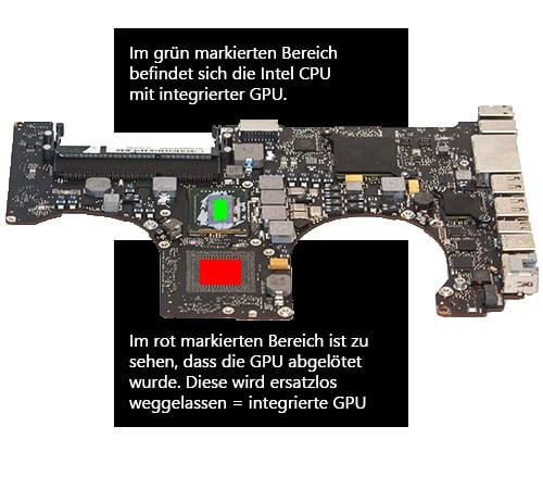 "MacBook Pro 15"" A1286 und 17″ A1297"