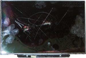 Ist der Bildschirm ihres MacBook Pro defekt?