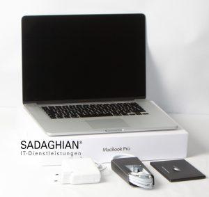 MacBooks gebraucht kaufen