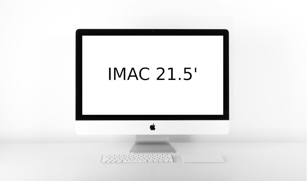 Apple iMac 21.5 zoll Reparatur in Hamburg