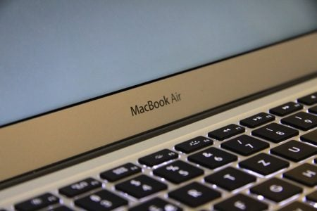 MacBook Air statet nicht