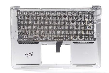 MacBook Tastatur Wasserschaden