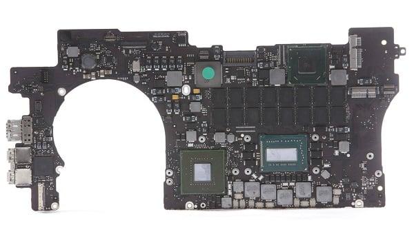 "Macbook Retina 15/"" A1398 kein Bild Mainboard Reparatur"