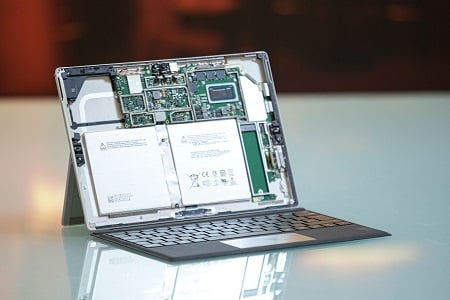 Microsoft Surface Pro Reparatur in Hamburg