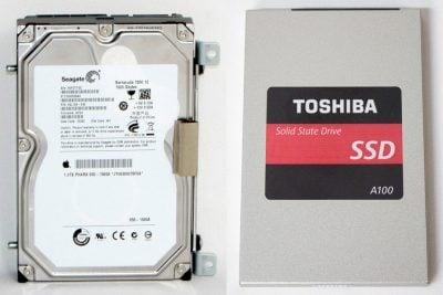 HDD und SSD reparatur