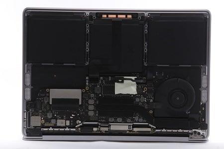 MacBook Pro Akku Reparatur