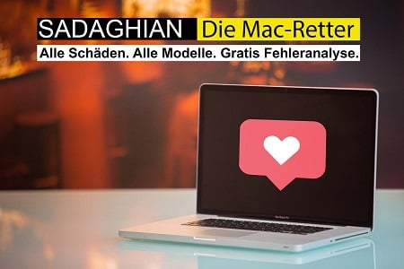 MacBook Reparatur Service in Hamburg