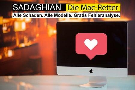 iMac Reparatur Service in Hamburg