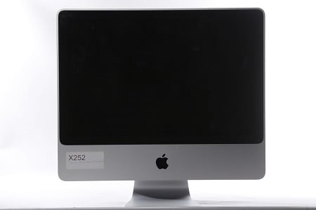 Apple iMac 20 Zoll - Displayaustausch Reparatur - 2004 2006 2007
