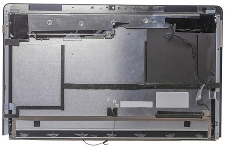 Apple iMac 21,5 Zoll - Late 2011 - A1311 LCD Bildschirm Screen Display Panel Hinten