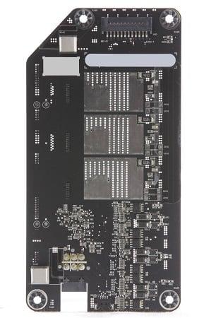 Apple iMac 27 Zoll - Mid 2011 - A1312 LCD Display Rücklicht Wechselrichter Hinten