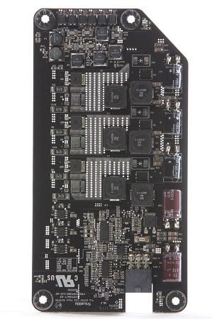 Apple iMac 27 Zoll - Mid 2011 - A1312 LCD Display Rücklicht Wechselrichter Vorne