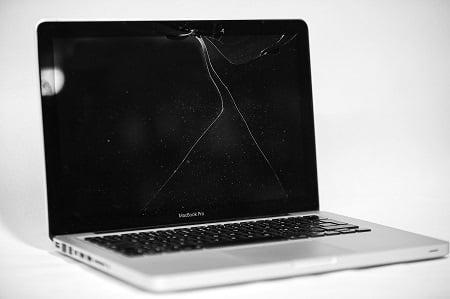 MacBook Pro Broken Display