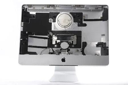 iMac Displayaustausch Reparatur
