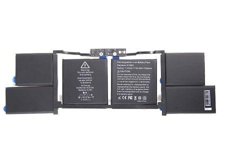 MacBook Akkuaustausch - MacBook Pro 15 Retina Akku Batterie Battery A1953 2018 2019