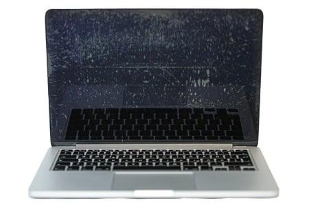 MacBook Pro Bildschirm Display Reparatur