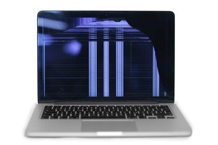 MacBook Pro Displayschaden Reparatur
