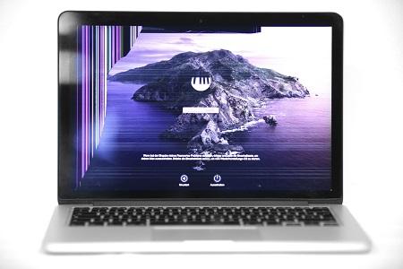 MacBook Pro Grafikreparatur