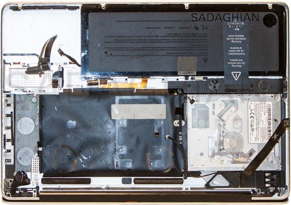 MacBook Pro Water Damage Repair Hamburg