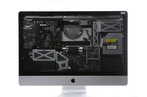 iMac won't work