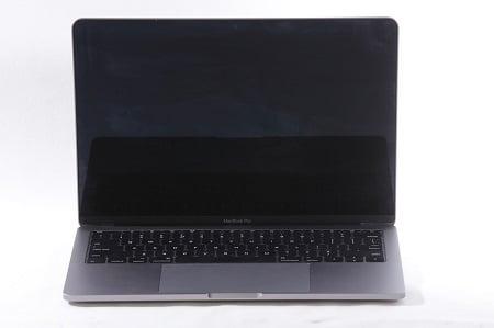 MacBook Bildschirm Schwarz